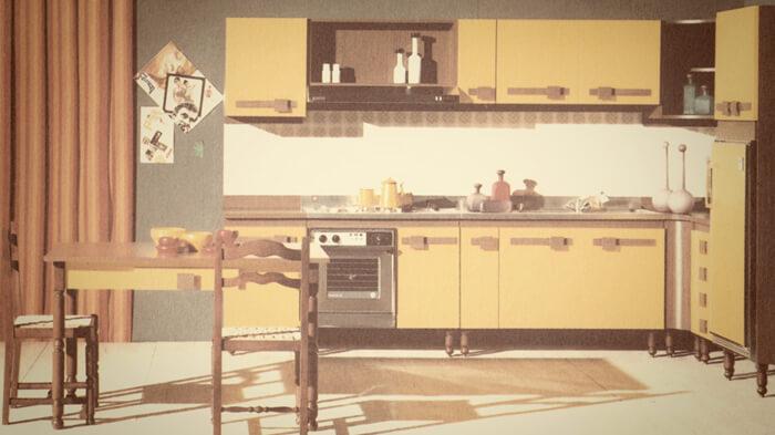 Eccellenza del design della cucina made in marche cucine d - Cucine anni 40 ...