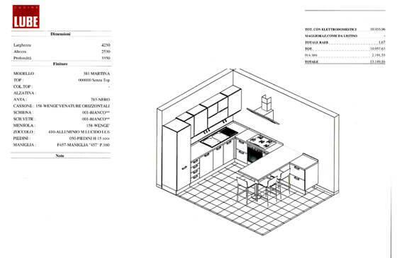 Eccellenza del design della cucina made in Marche Cucine d\'Italia