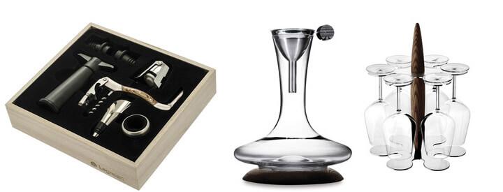 Legnoart l arte di amare e lavorare il legno cucine d 39 italia - Accessori vino design ...