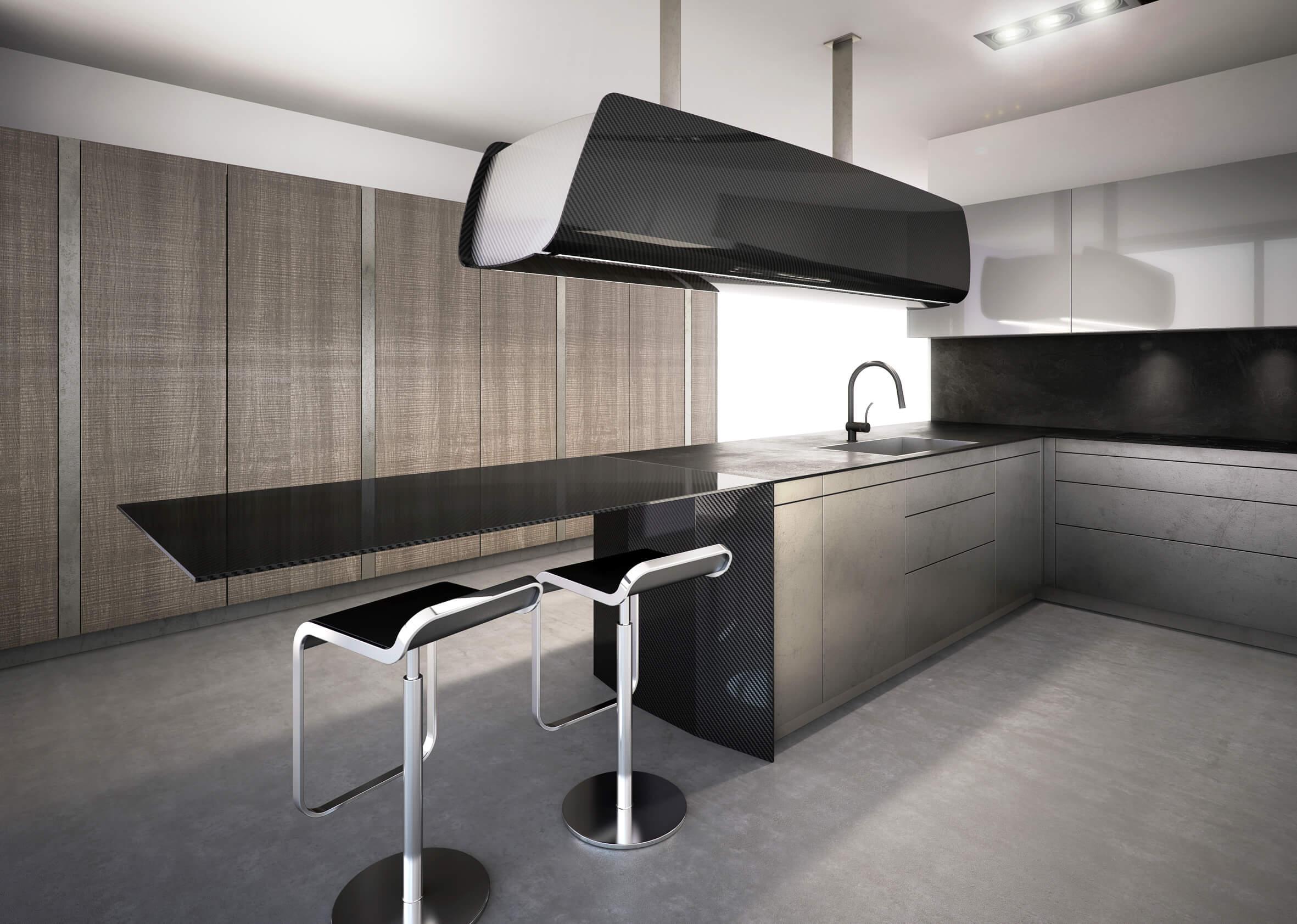 Cucine super-tecnologiche al Salone del Mobile 2014: Invisibile by ...