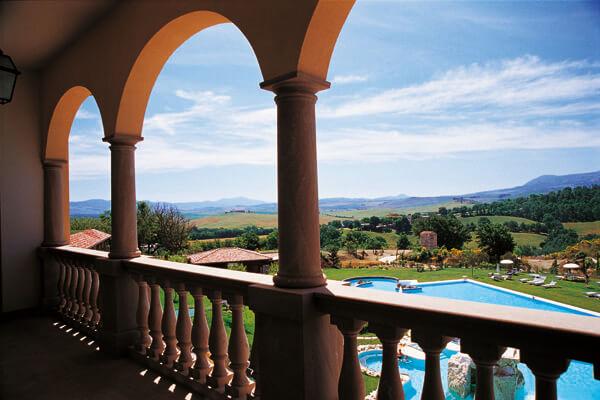 Da pienza a bagno vignoni per un sogno a cinque stelle cucine d 39 italia - Bagno vignoni adler ...