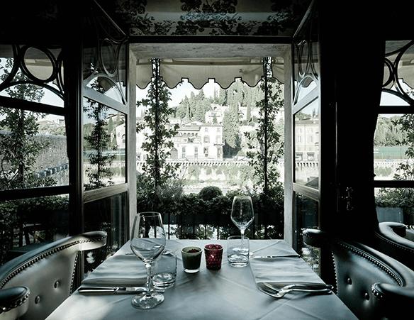 San valentino i ristoranti per la festa degli innamorati for Disegni ponte veranda