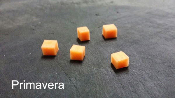 I tagli della carota