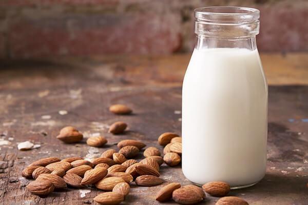 latte mandorle mod