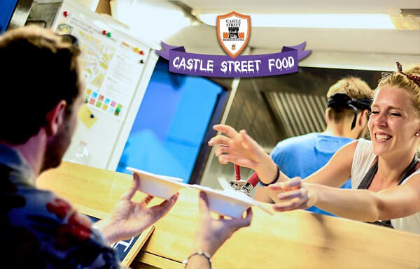 Castle Street Food Halloween