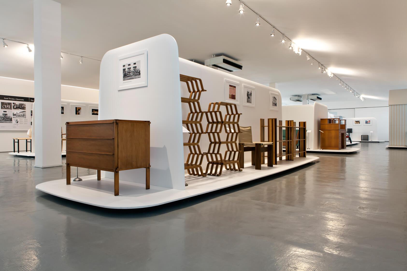 Museo Molteni interno