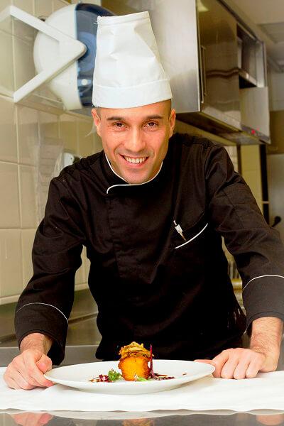 Chef Luciano Villani