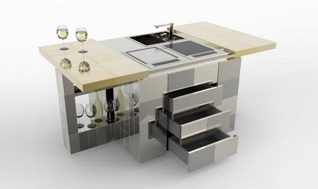 laboratorio mattoni cucina outdoor