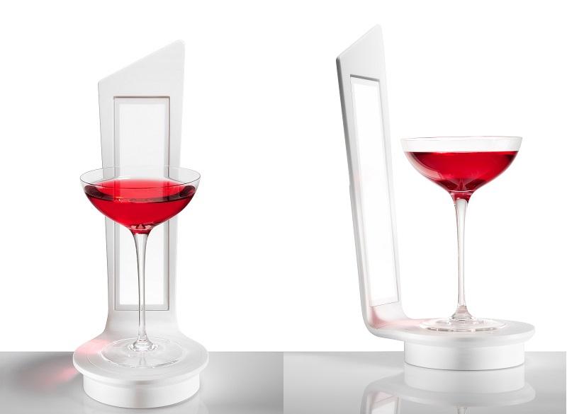 wineoled lampada vino