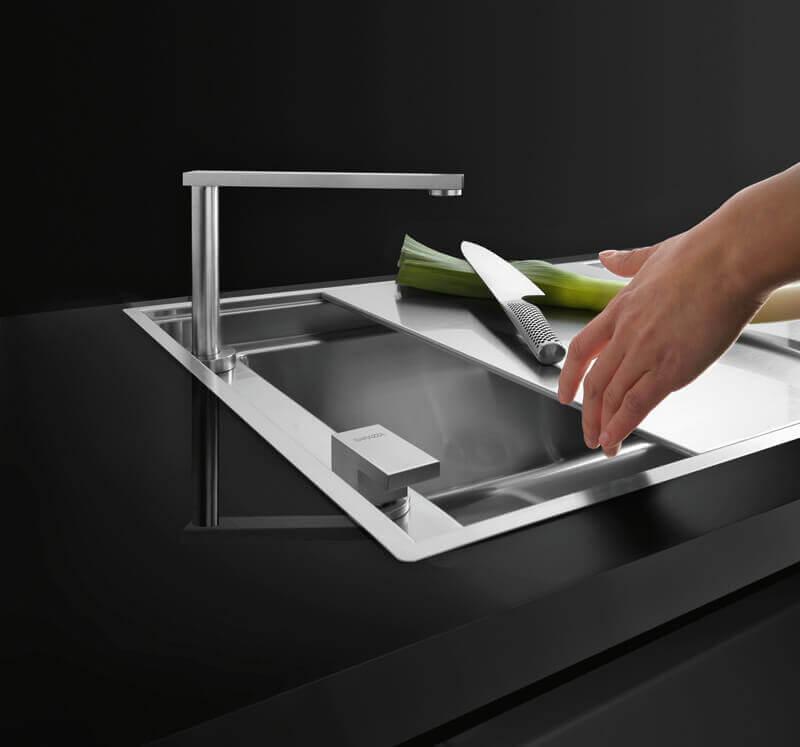 Cucina Fusion: Le Cucine Unique E Fusion By Barazza
