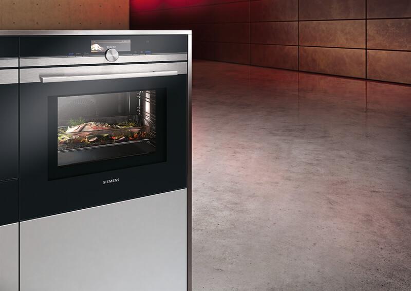 Siemens: i forni da incasso iQ700 - Cucine d\'Italia