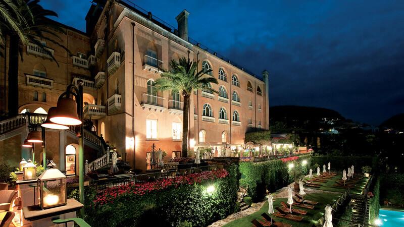 15 migliori alberghi italiani palazzo avino