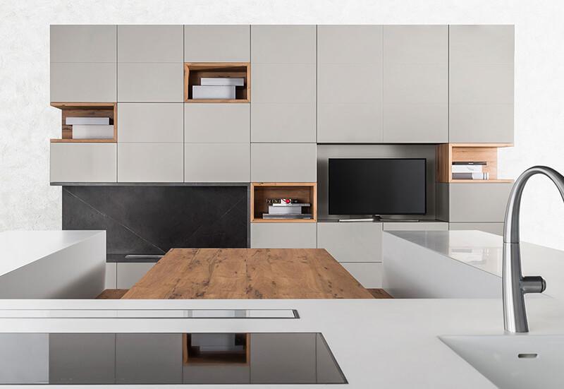 Cucine open space: le proposte di TM Italia - Cucine d\'Italia