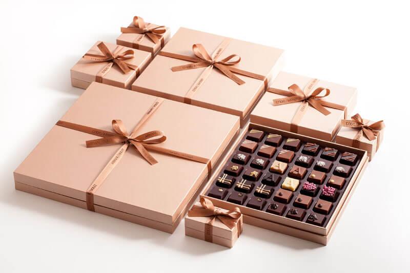 cioccolatini e panettone armani dolci