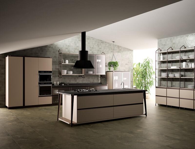 Scavolini e Diesel presentano Diesel Open Workshop - Cucine ...