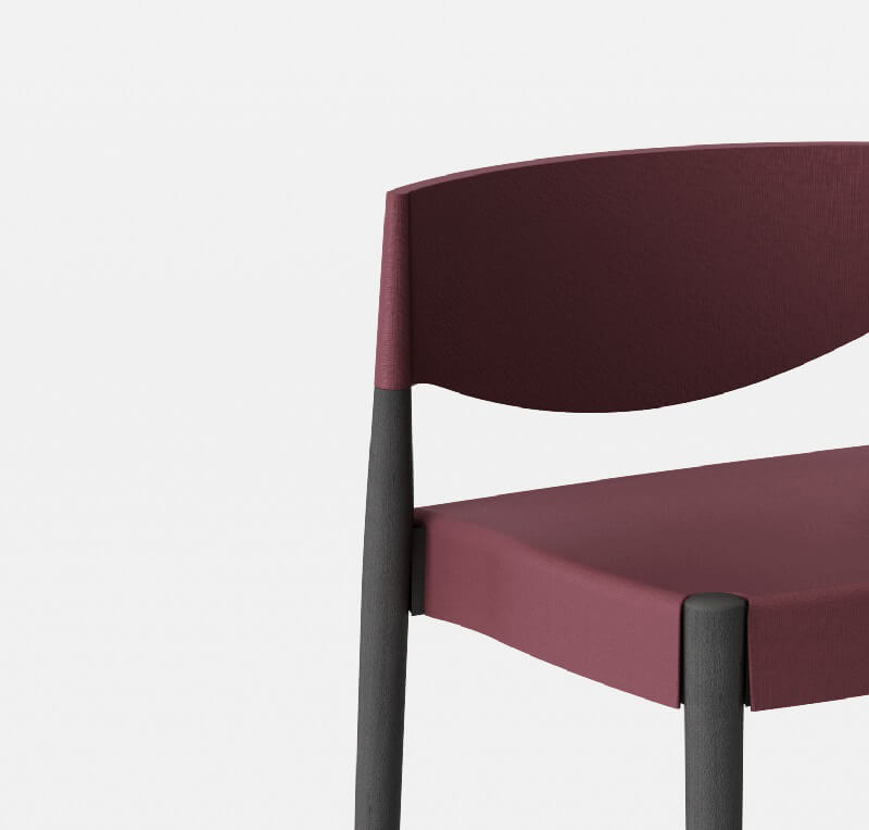 Virna bar stool alma design