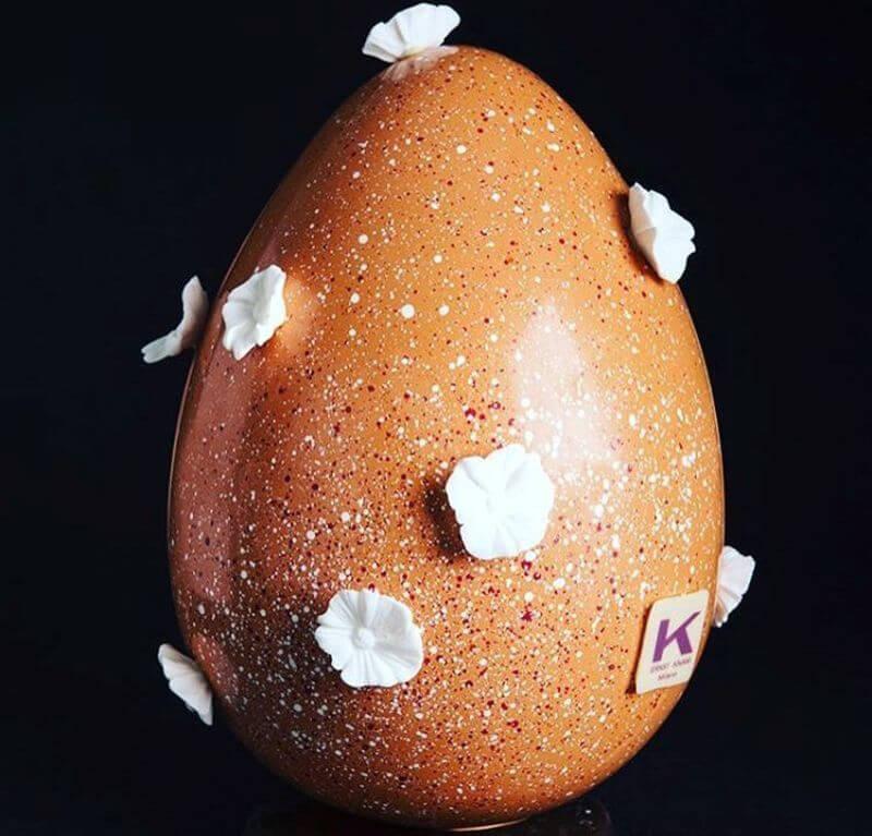 Uovo di Pasqua 2017 Fior di Pesco Knam