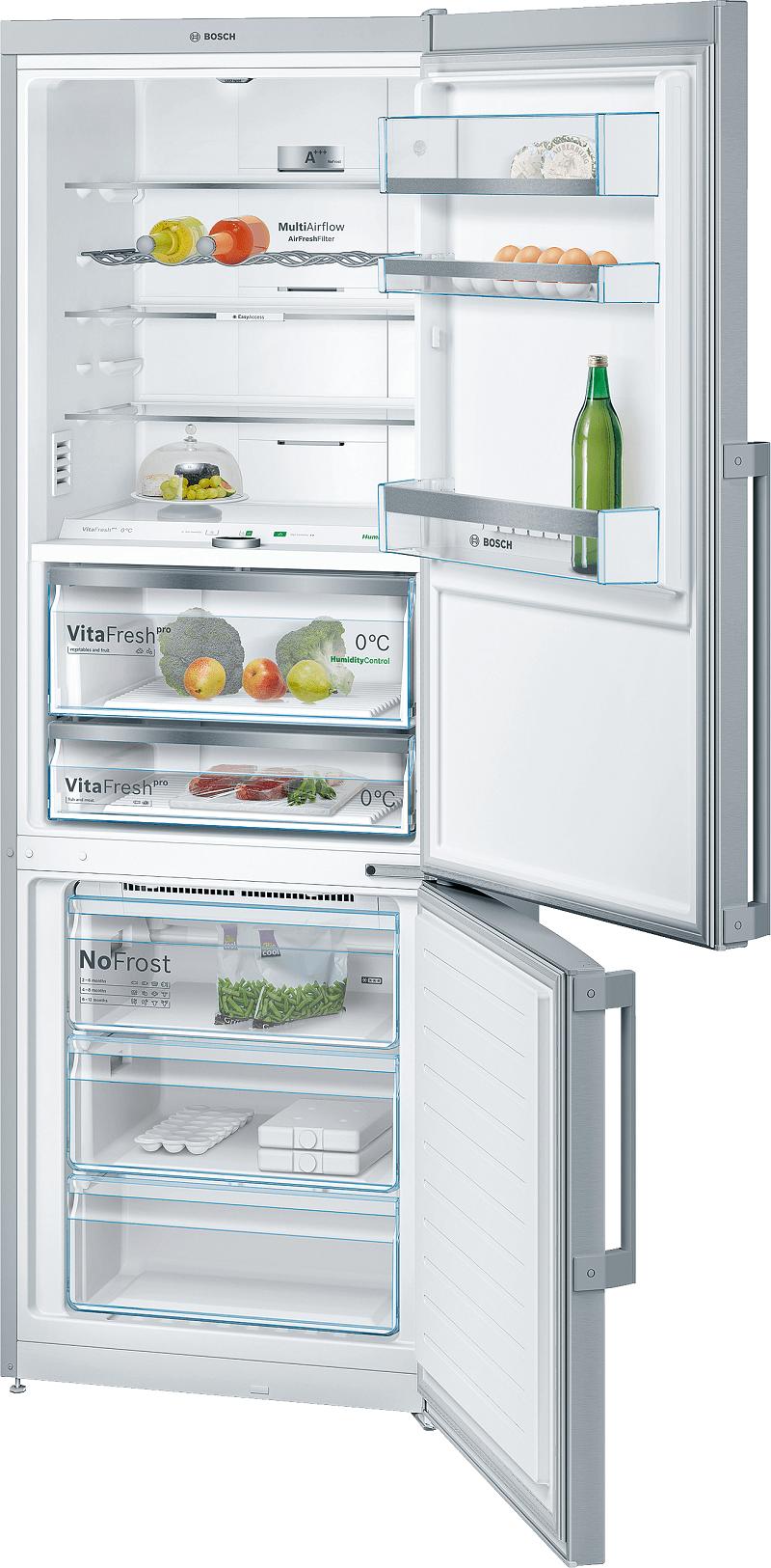 Frigo-congelatori NoFrost Bosch