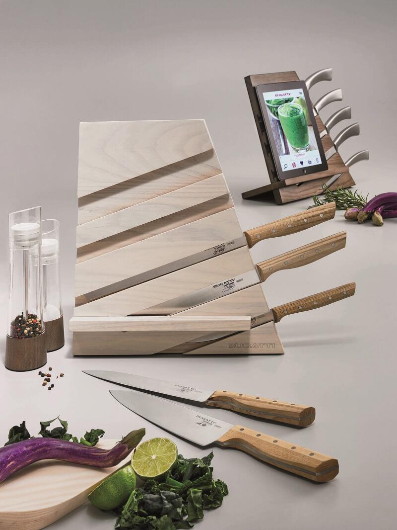 Bugatti: i colori del legno in cucina - Cucine d\'Italia