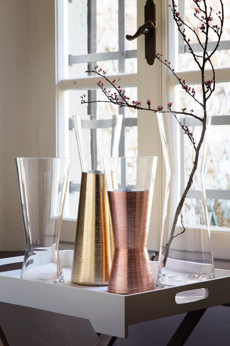 Accessori in vetro Idee regalo Natale IVV Home & Table