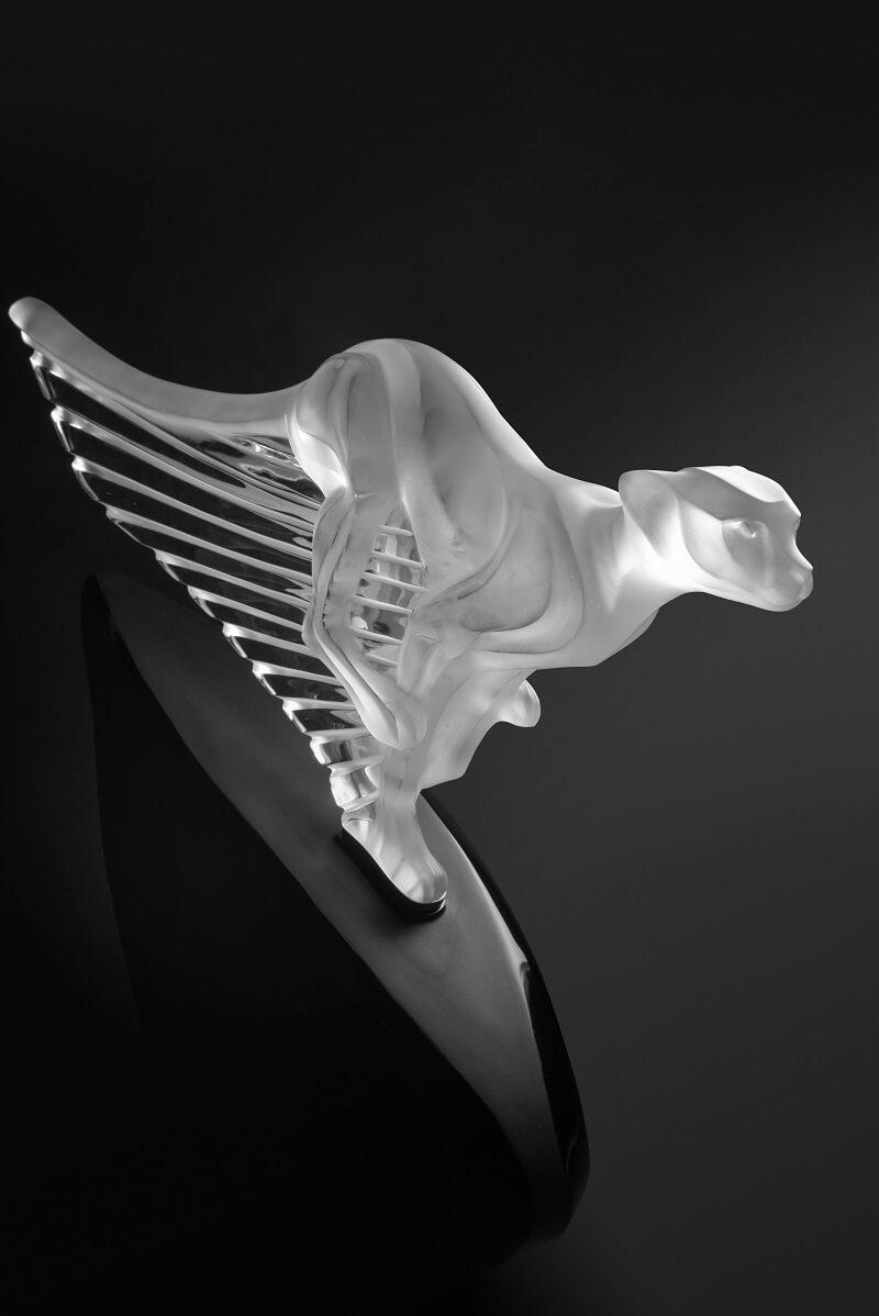 Essence of Speed Lalique McLaren