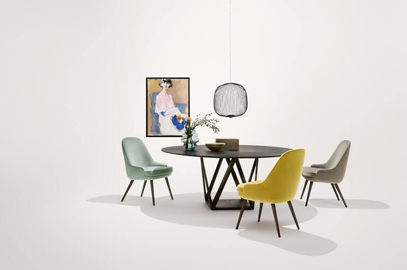 375 Chair Walter Knoll