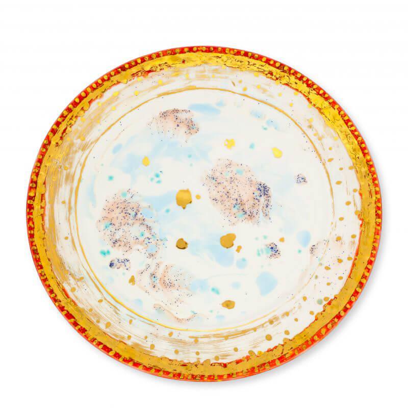 Coralla Maiuri Villa Borghese_Scipione_serving plate