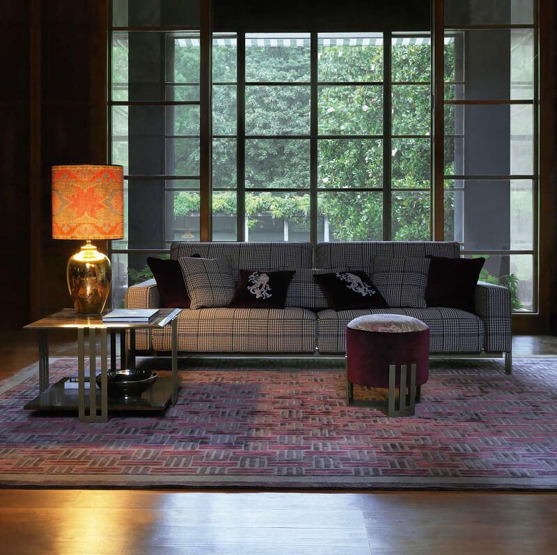 Etro Home Interiors Villa Necchi Campiglio
