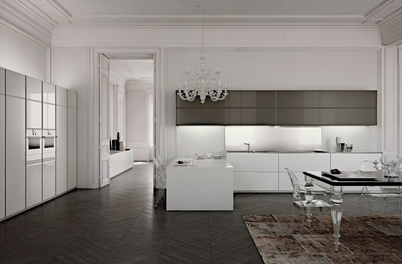 Cucine Scic Moderne.Vitali Cucine Componibili Scic