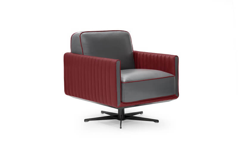 TLC Armchair Delta Red Pear