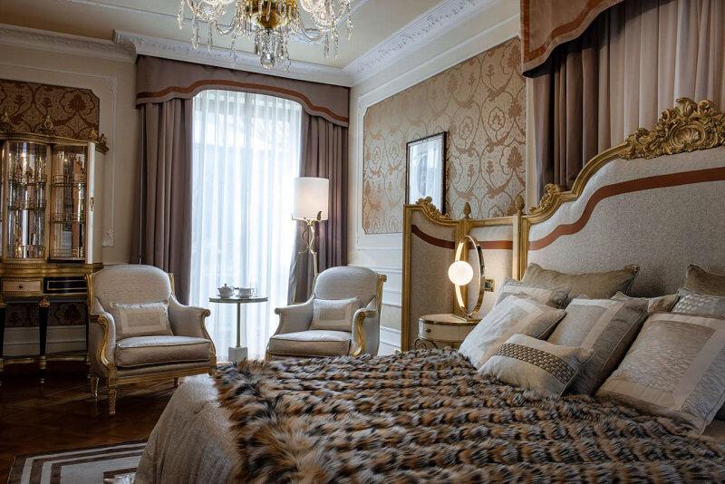 Baglioni Hotel Carlton Milano Montenapoleone Terrace Suite