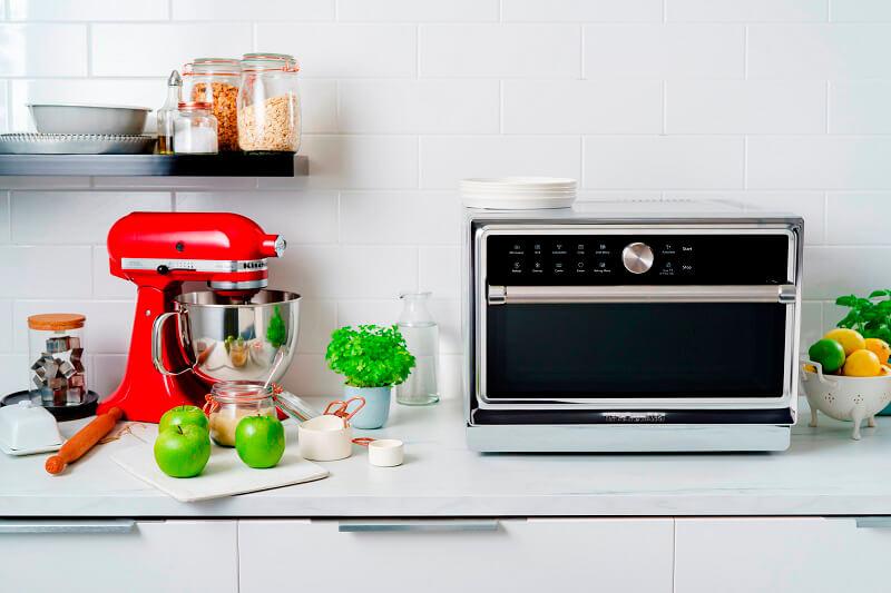 Tecnologia gourmet KitchenAid Microonde FS Limited Edition