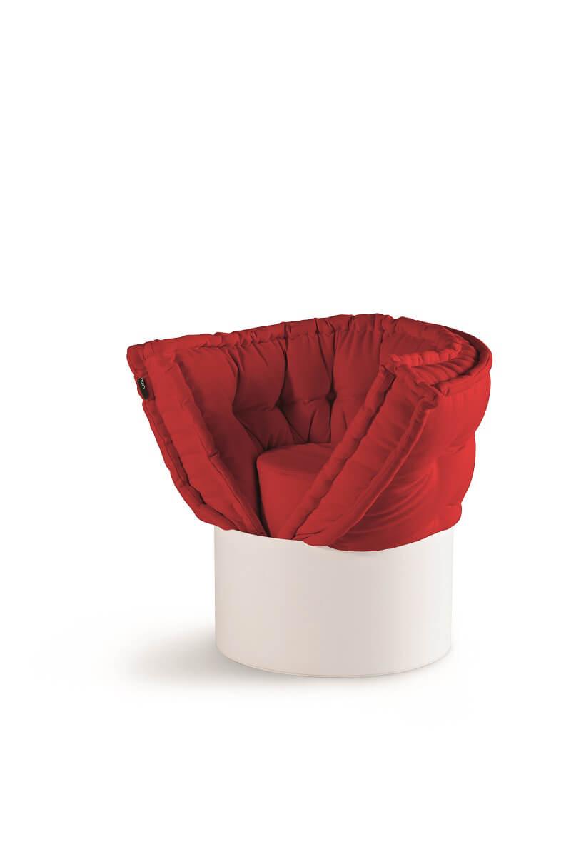 Rosso Natale Huggy Lago